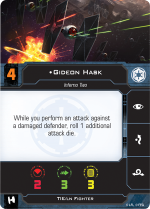 Gideon Hask (TIE/ln Fighter)
