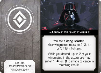 Agent of the Empire