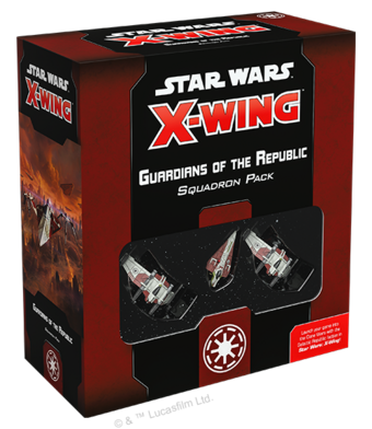 Base Cards Star Wars X-Wing Miniatures 2.0 Galactic Republic