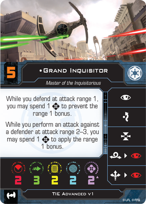 Grand Inquisitor (TIE Advanced v1)