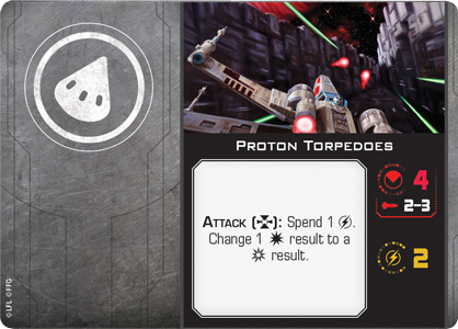 Proton Torpedoes