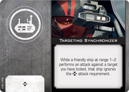 Targeting Synchronizer