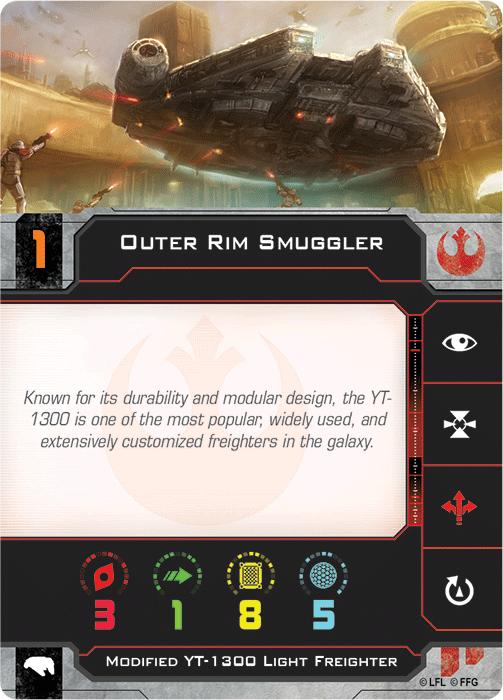 Outer Rim Smuggler