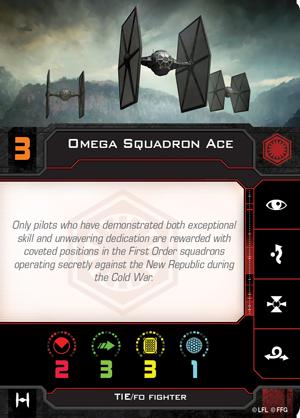 Omega Squadron Ace