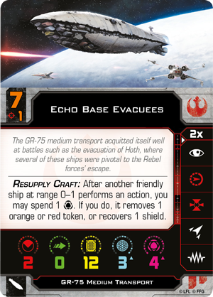 Echo Base Evacuees