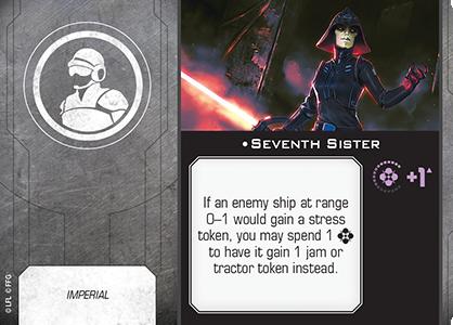 Seventh Sister (Crew)