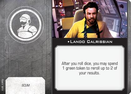 Lando Calrissian (Crew/Scum)