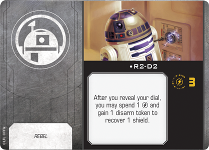 R2-D2 (Astromech/Rebel)
