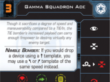 Gamma Squadron Ace