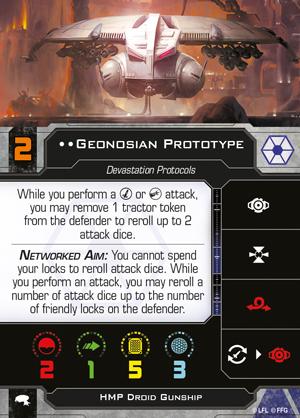 Geonosian Prototype