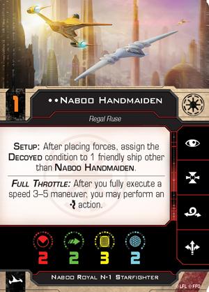 Naboo Handmaiden