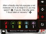 Leia Organa (Modified YT-1300)