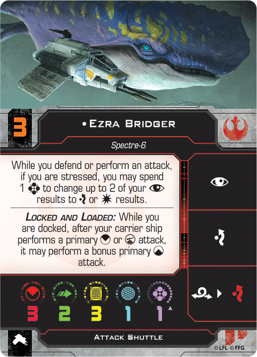 Ezra Bridger (Attack Shuttle)