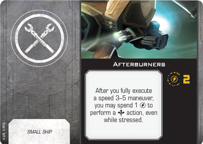 Afterburners