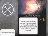 Ablative Plating