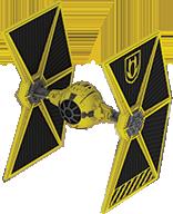 Modified TIE/ln Fighter