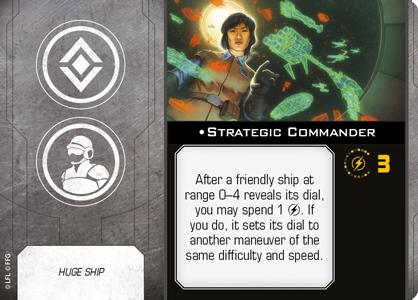 Strategic Commander