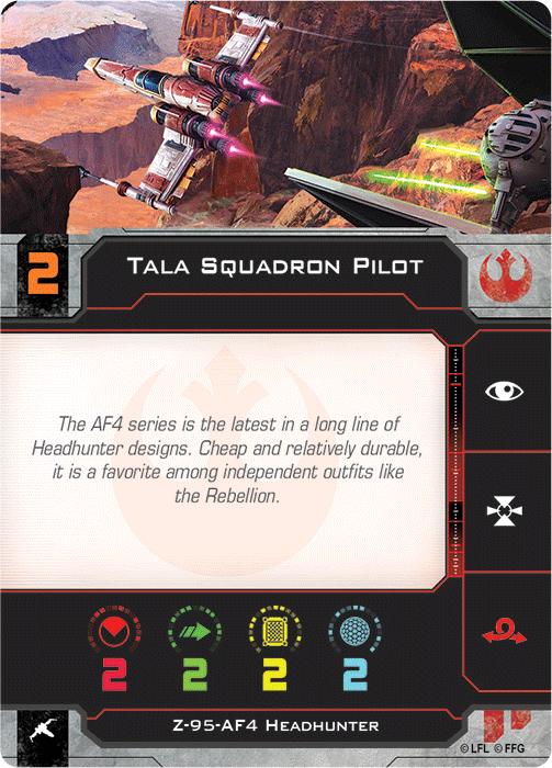 Tala Squadron Pilot