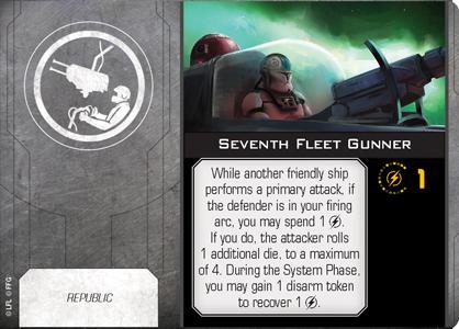 Seventh Fleet Gunner