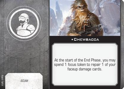 Chewbacca (Crew/Scum)