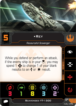 Rey (Scavenged YT-1300)