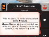 """""""Zeb"""" Orrelios (Sheathipede)"""