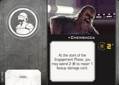 Chewbacca (Crew/Rebel)
