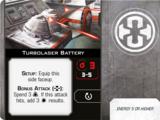 Turbolaser Battery