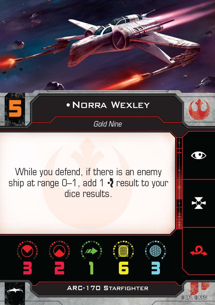 Norra Wexley (ARC-170)