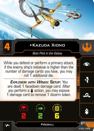 Kazuda Xiono