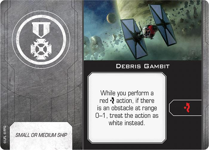 Debris Gambit