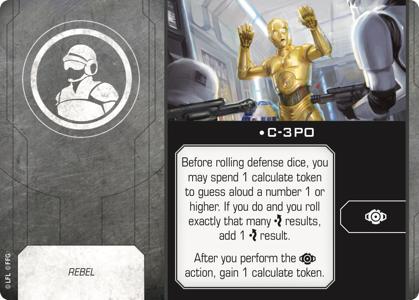 C-3PO (Crew/Rebel)