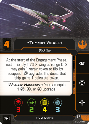 Temmin Wexley (Black Two)