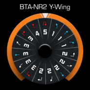 Maneuver btl-nr2 y-wing