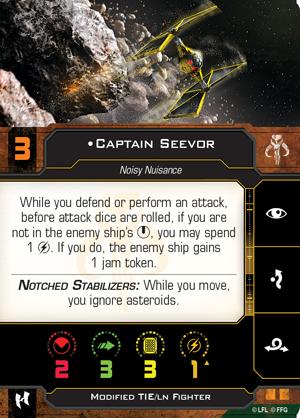 Captain Seevor