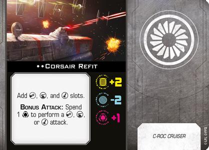 Corsair Refit