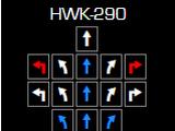 HWK-290 Light Freighter