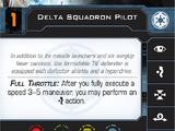 Delta Squadron Pilot