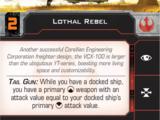 Lothal Rebel