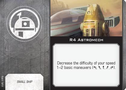 R4 Astromech