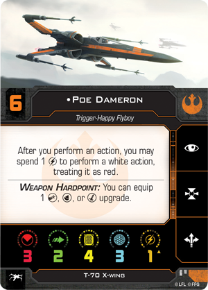 Poe Dameron (Trigger-Happy Flyboy)