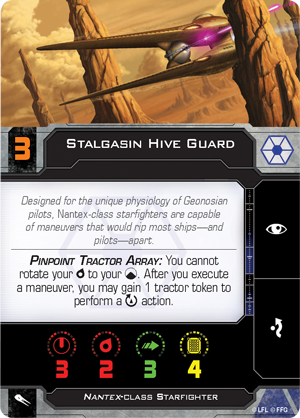 Stalgasin Hive Guard