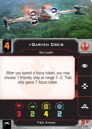 Garven Dreis (T-65 X-Wing)