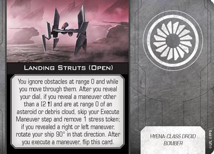 Landing Struts