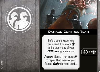 Damage Control Team