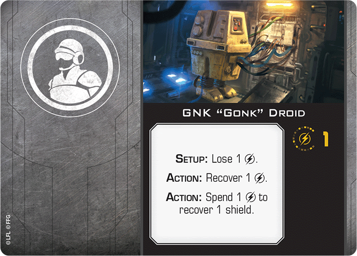 "GNK ""Gonk"" Droid"