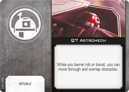 Q7 Astromech
