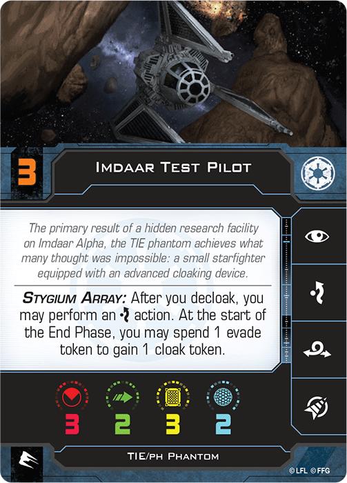 Imdaar Test Pilot