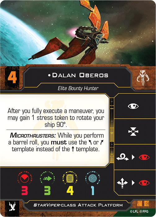 Dalan Oberos (StarViper)