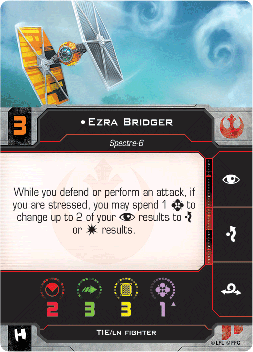 Ezra Bridger (TIE Fighter)